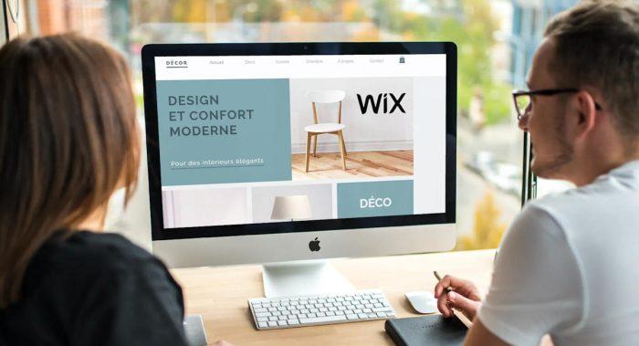 Wix e-commerce